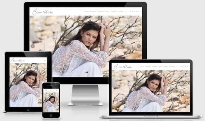 Homepage Brautblüte